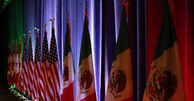 2nd round of NAFTA talks opens in Mexico City
