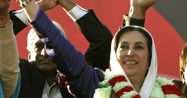 Pakistan verdict on Bhutto assassination angers supporters