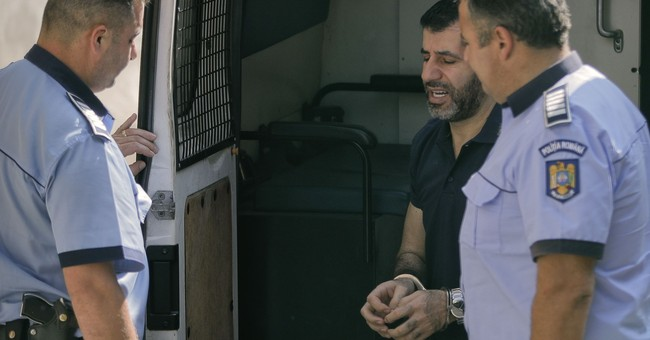 Turkish man wanted by US seeks release from Romanian jail