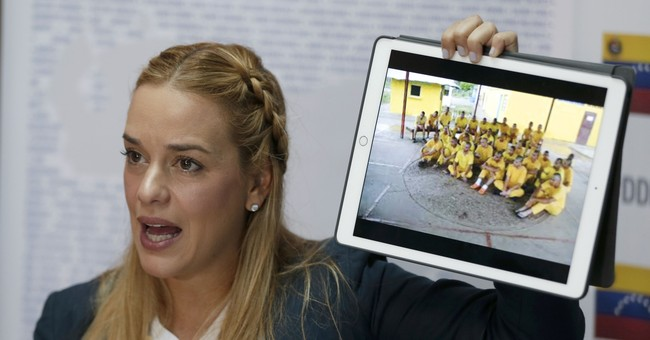 Venezuela bars opposition activist from traveling to Europe