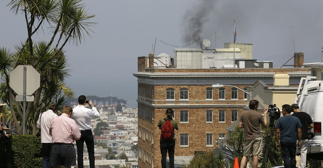 US seizes control of Russian posts in San Fran, DC, NY