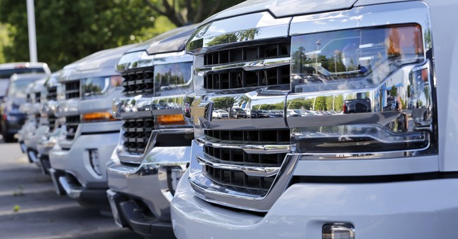 US auto sales down in August as Harvey hurts demand
