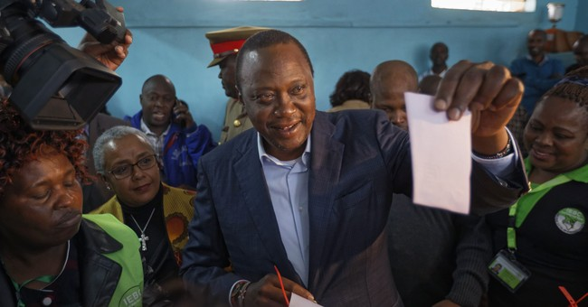 A look at Kenya's presidential candidates ... again