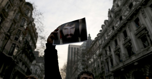 Argentine protesters demand answers about missing activist