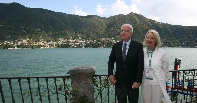 McCain, undergoing cancer treatment, to attend Italy forum