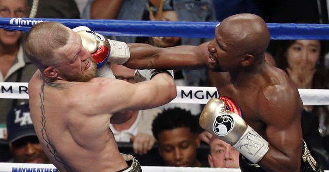 Mayweather-McGregor is a pay-per-view smash