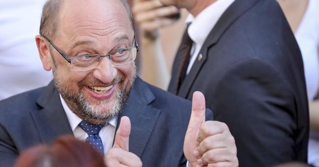 Merkel challenger seeks momentum from German election debate