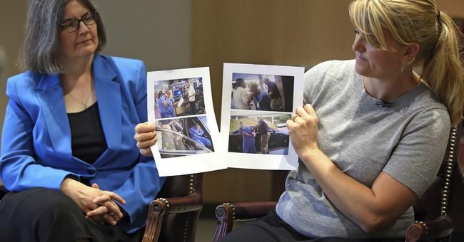 Utah officer who arrested nurse over blood test put on leave