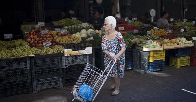 Greek economy expands for second straight quarter