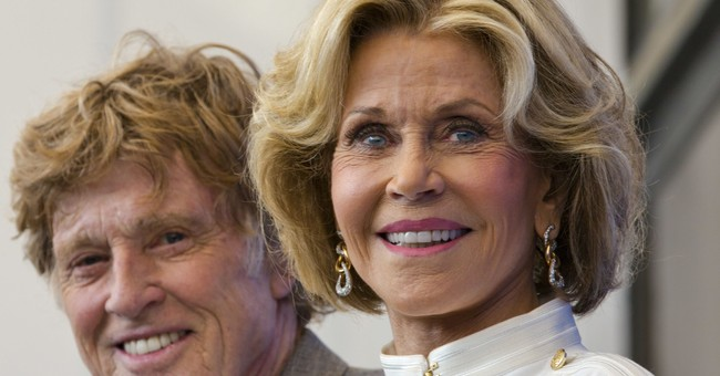 Fonda and Redford wow Venice; she says sex improves with age