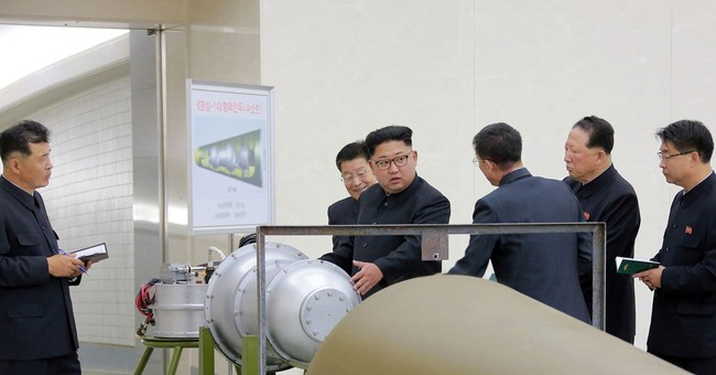 The Latest: US, South Korea speak after North's nuclear test