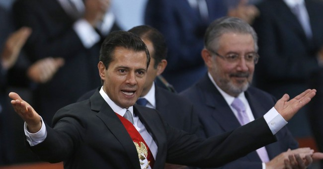 Crime, violence dog Mexico as president addresses nation