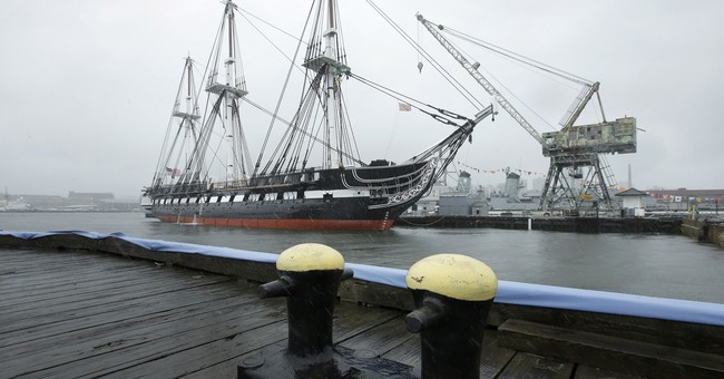USS Constitution in Boston reopens for public tours