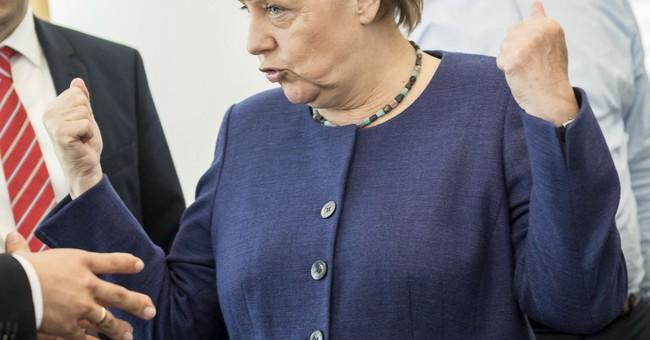German election: Merkel, Schulz gear up for TV showdown