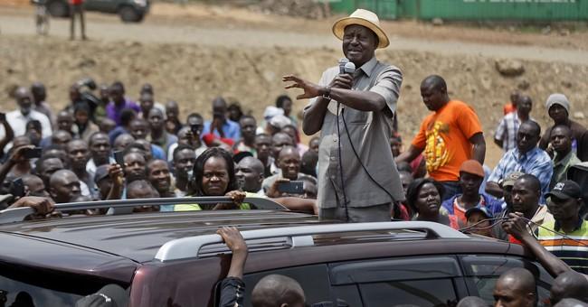 Kenya president warns judiciary after it nullifies election