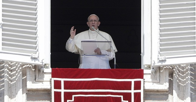 Pope prays for those afflicted by floods in US, Asia