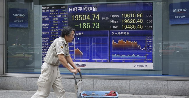 Asian shares dip on jitters after North Korea nuclear test