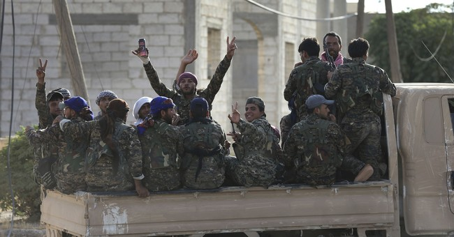 Arabs, Kurds unite against IS, but post-victory? 'God knows'