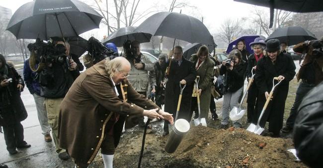 Philadelphia fetes Benjamin Franklin Parkway as it turns 100