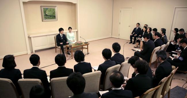 Japanese princess engaged to college love; wedding next year