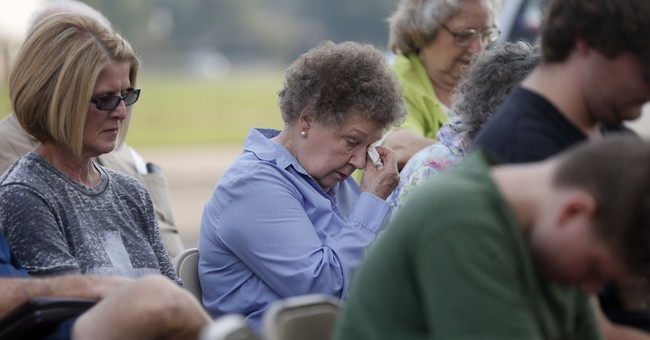 At Sunday services, messages of hope after Harvey's wrath
