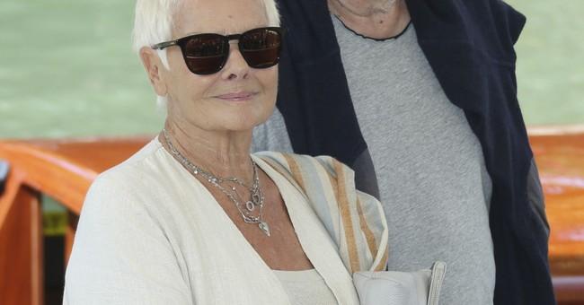 Judi Dench rules the Venice waves in 'Victoria & Abdul'
