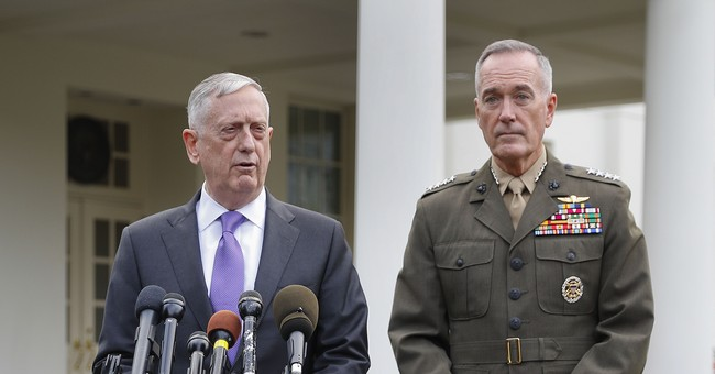 Mattis on NKorea: a response 'effective and overwhelming'