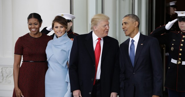 Obama offers accolades, advice in farewell letter to Trump
