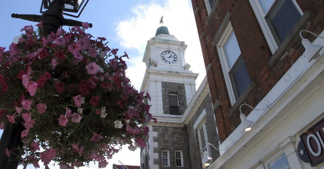 Odd inheritance: 1889 landmark courthouse with clock tower