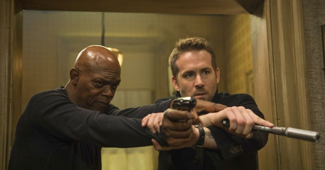 Box Office Top 20: 'Hitman's Bodyguard' wins slow Labor Day