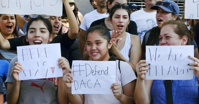 Trump's DACA plan would pass hot potato to Congress