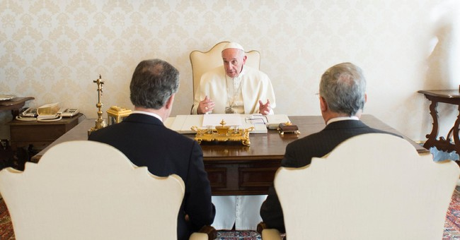 Pope, Catholic Church push rebels, Colombians to reconcile