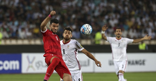 Syria saves World Cup qualification bid with late equalizer
