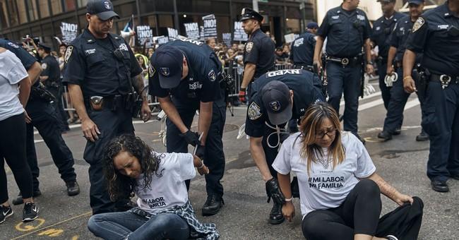 The Latest: San Diego DACA protest draws 1,000