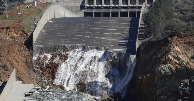 Poor design, construction blamed in damage to California dam