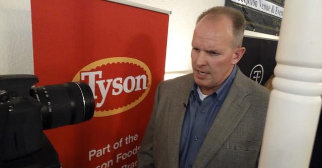 Tyson Foods to invest $320M in new chicken plant in Kansas