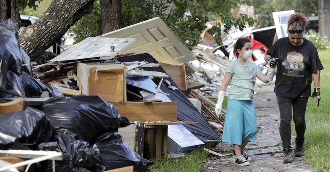 The Latest: House plans Wednesday vote on Harvey aid