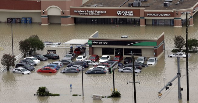 Drivers whose cars were flooded by Harvey can't find rentals