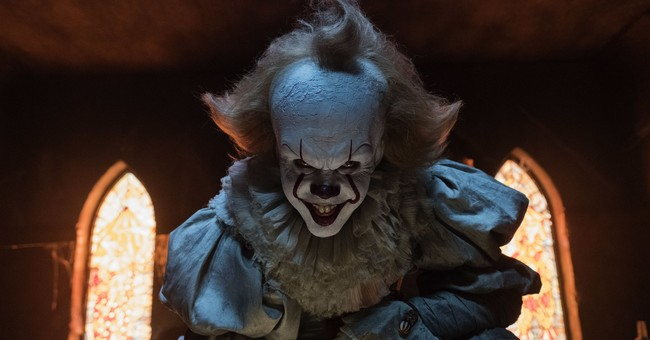 Review: A few good scares can't hold 'It' together