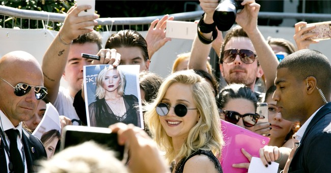 Jennifer Lawrence hits Venice with horror story 'mother!'