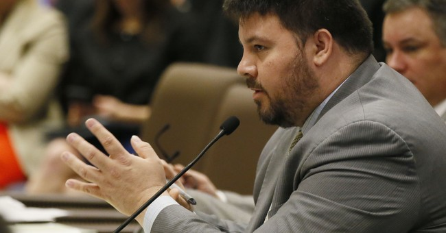 Former Oklahoma state senator indicted by federal grand jury
