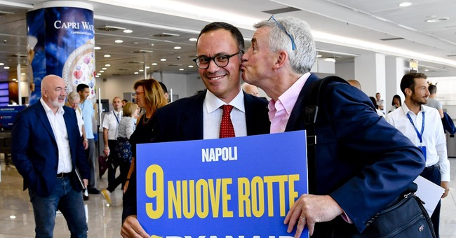Ryanair to bid for parts of ailing Alitalia by Oct 2