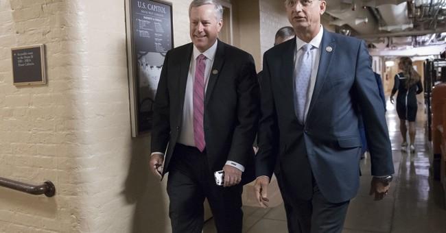 House overwhelmingly passes $7.9 billion Harvey aid bill