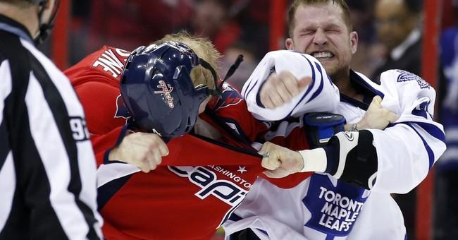 Former NHL enforcer Colton Orr finds new role in spotlight