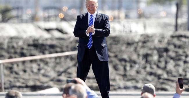 AP FACT CHECK: Trump on taxes
