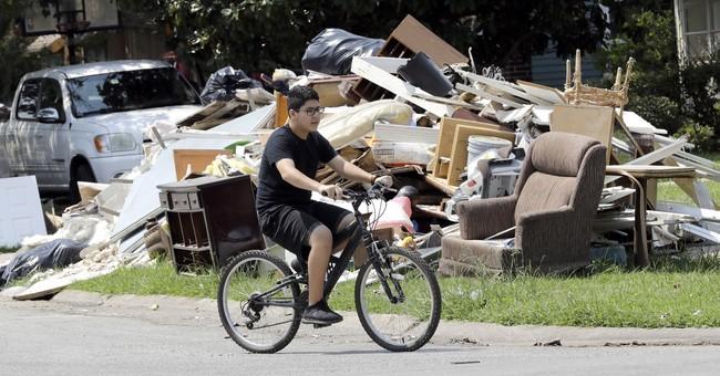 FEMA still focused on responding to Harvey as Irma looms