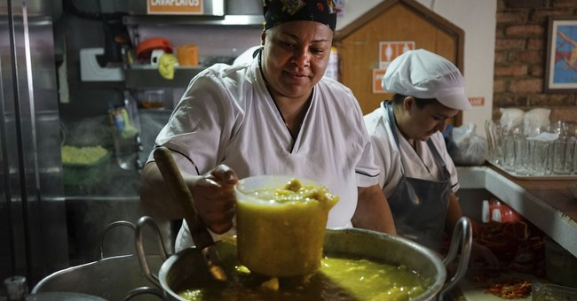 Colombia cooks up savory welcome for Pope Francis