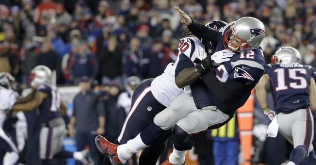 NFL, NFLPA review of film, records shows no Brady concussion