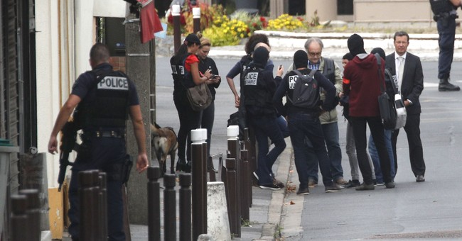 Repairman's tip leads to explosives lab probe outside Paris
