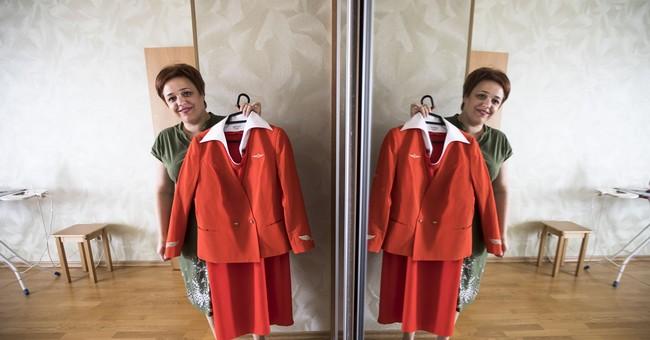 Flight attendant wins discrimination case against Aeroflot